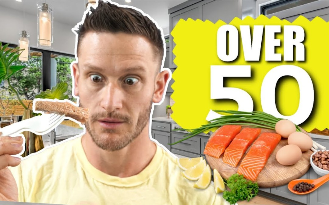 Muscle Loss & Protein Intake For Those Over 50 (Thomas DeLauer)