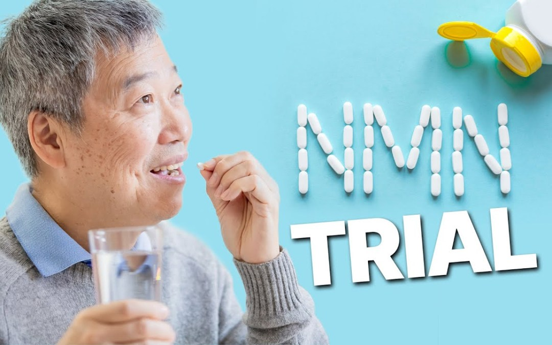 What The NMN Aerobic Human Trial Showed Us (LifeXtenShow)