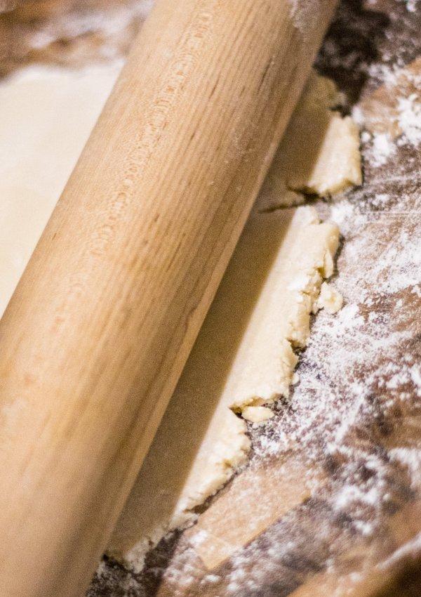 Buttery Homemade Pie Dough