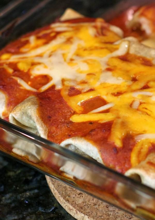 Homemade Red Enchilada Sauce