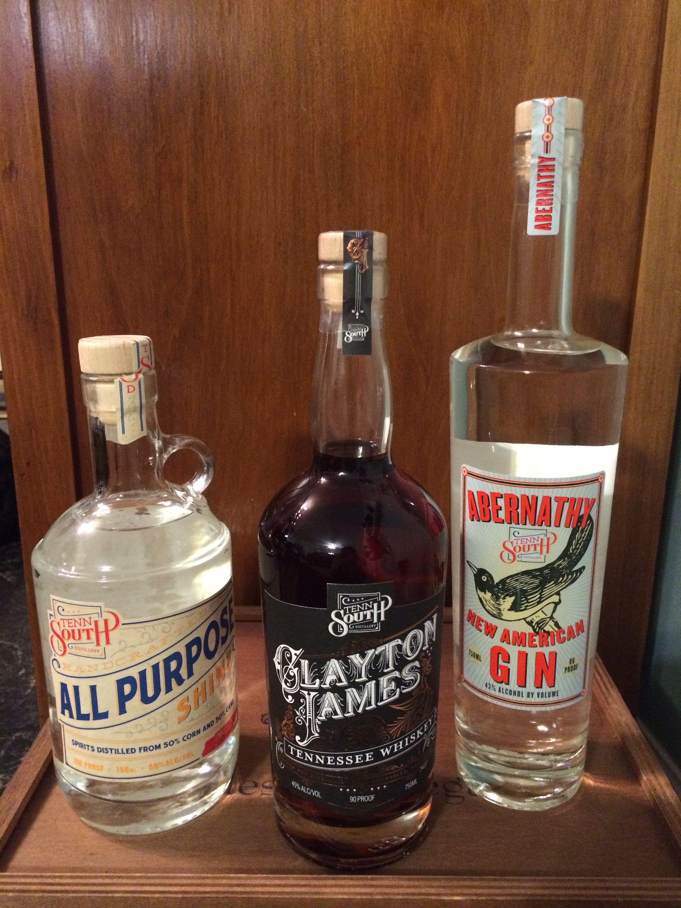 Tenn South Distillery- the perfect mix of tradition