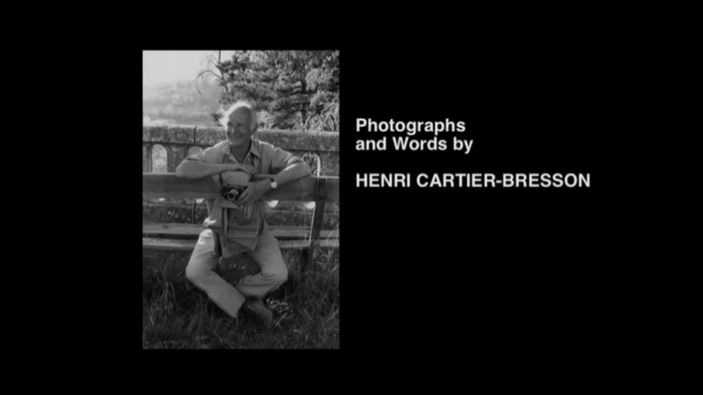 16 henri cartier bresson quotes on street photography