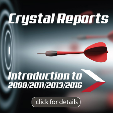 Online Crystal Reports Training | Onsite and Online Crystal Reports