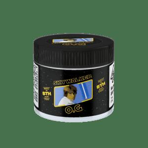 Skywalker OG Glass Jars. 60ml suitable for 3.5g or 1/8 oz.