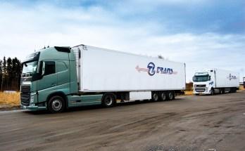 Nuo durų iki durų, kartu su Europos transporto pramone