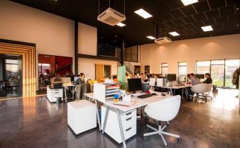 Kaip įrengti ofisą
