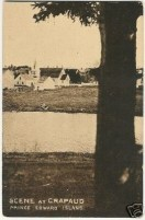 View of Crapaud. believed to be Warwick Bros & Rutter card. number not seen.