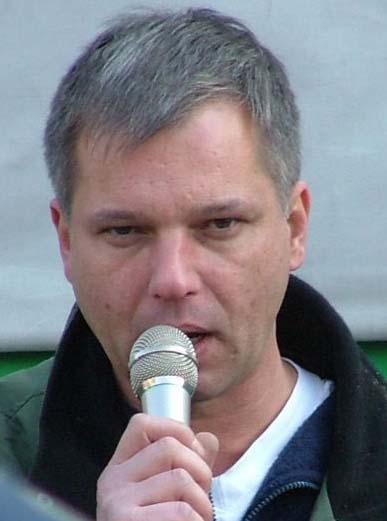 Christian Worch, źródło: Wikipedia