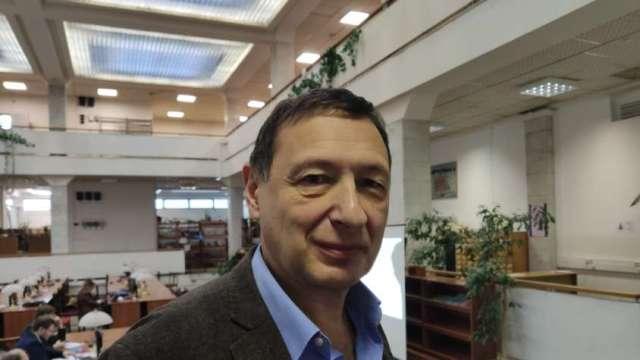 Borys Kagarlicki