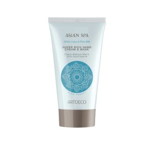 artdeco super rich hand cream mask skin purity