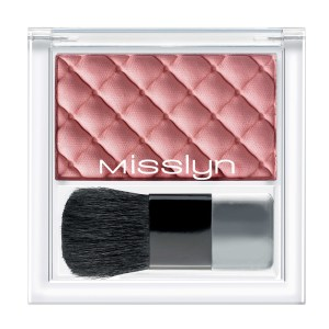 misslyn compact blusher desert rose