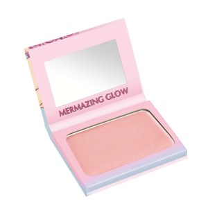 misslyn mermazing glow strobing cream (open)