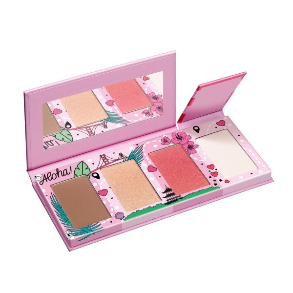 misslyn travel kit palette jetsetter (open)