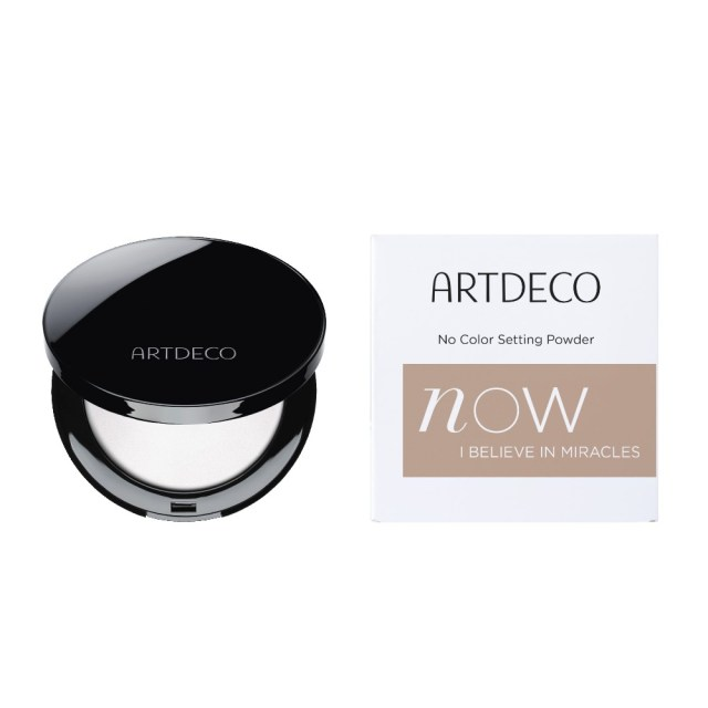 artdeco no colour setting powder limited edition