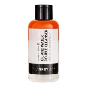 inkey list oil and water double cleanser (product)