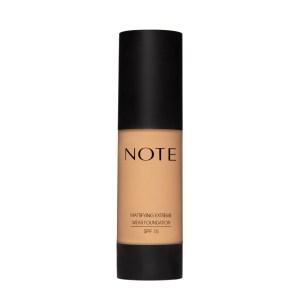 note mattifying extreme wear foundation spf15 03 medium beige