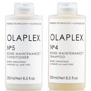 olaplex bond maintenance shampoo and conditioner