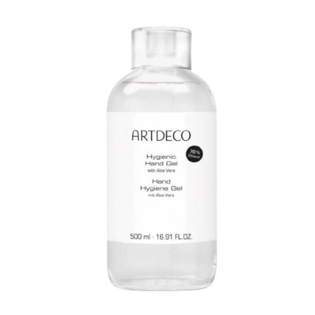 artdeco hand gel with aloe vera 500ml