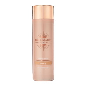 bellamianta medium liquid gold tanning liquid