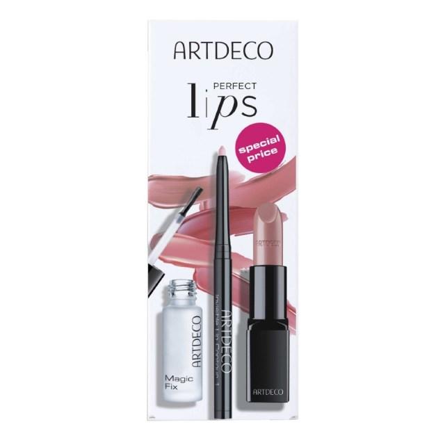 artdeco perfect lips gift set spring in paris