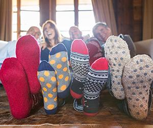 Stay Warm with Socks