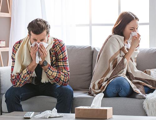 Dry Air Sick