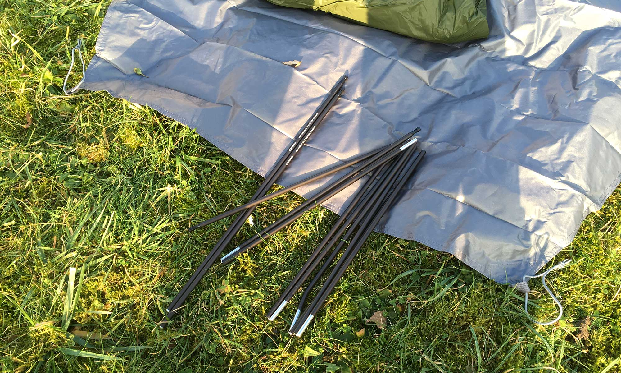 Vango F10 Helium UL2 Ultralight Zelt