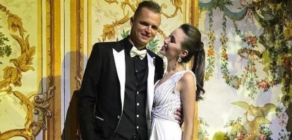 Анастасия Костенко нарядилась в костюм Ольги Бузовой, фото