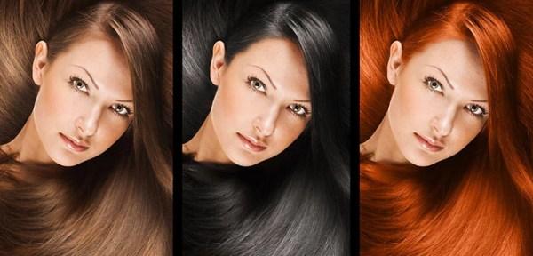 Краска для волос Гарньер: как выглядит результат ...