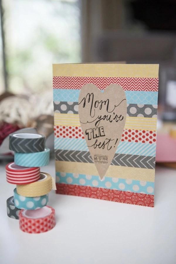 Открытки, оригинальные открытки на день матери своими руками