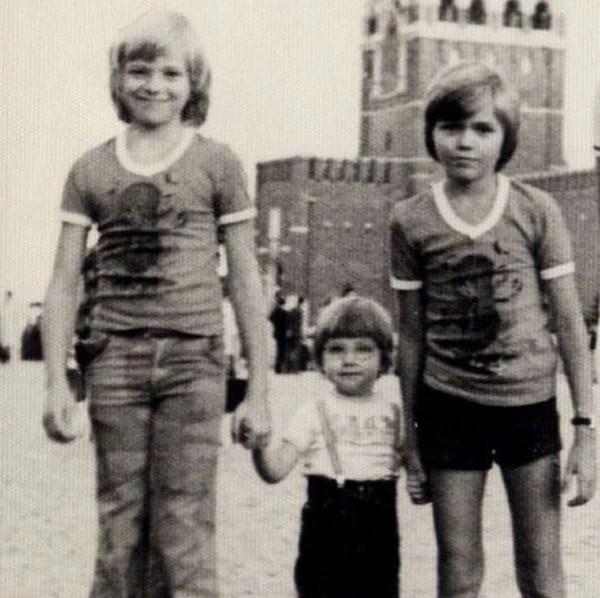 Дмитрий Маликов показал редкое архивное фото с Владимиром ...