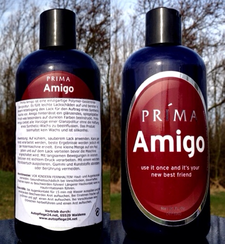 amigo - Nicht nur Frühlingsputz