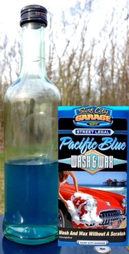 blue - Nicht nur Frühlingsputz