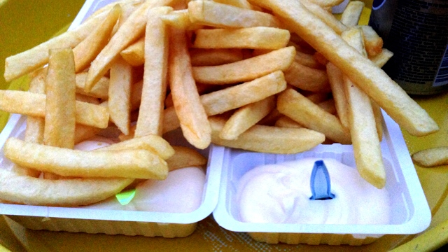 pommes - Snackbar ItSoal