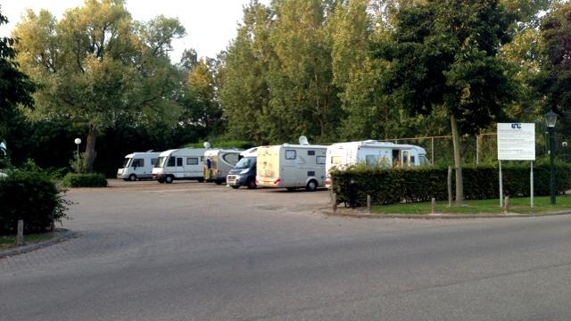 kamperland - Kitespot & Womoplatz Kamperland
