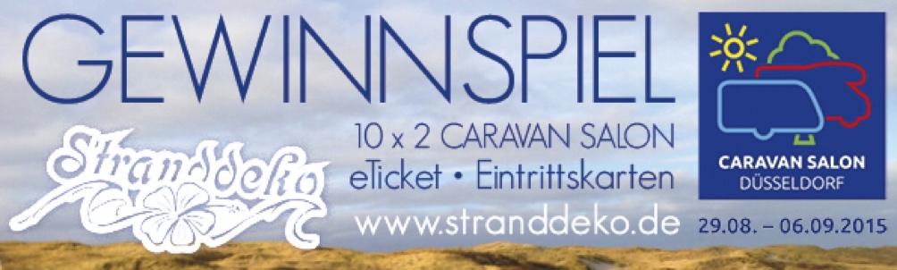 caravan1 - 10x2 Caravan Salon Karten zu gewinnen!
