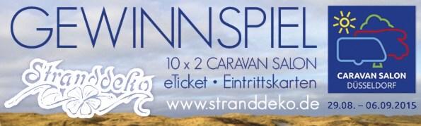 caravan2 - 10x2 Caravan Salon Karten zu gewinnen!