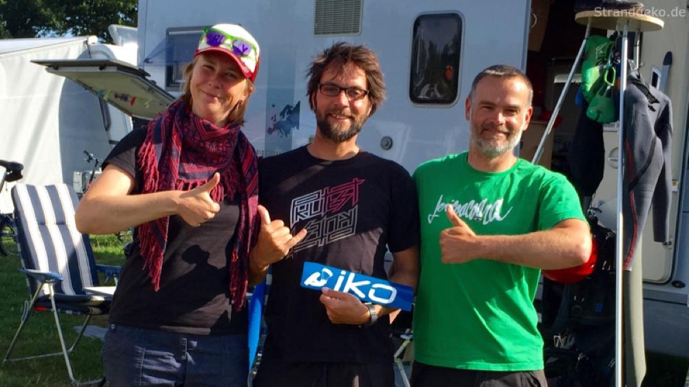 iko1 - Sommer, Sonne, Kite Instructor