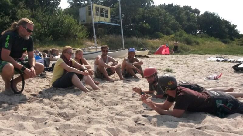 iko81 - Sommer, Sonne, Kite Instructor