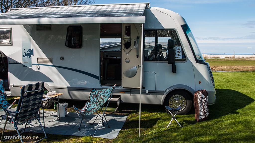 camping itsoal - Mit Treffpunkt Horn ums Ijsselmeer