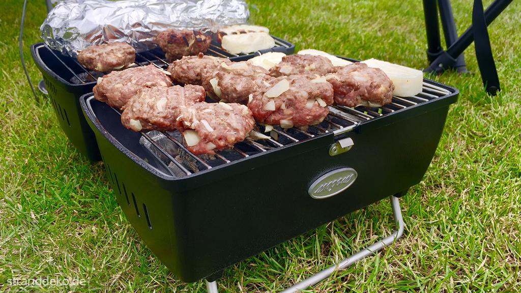 grill - Auf geht´s - nach Schottland