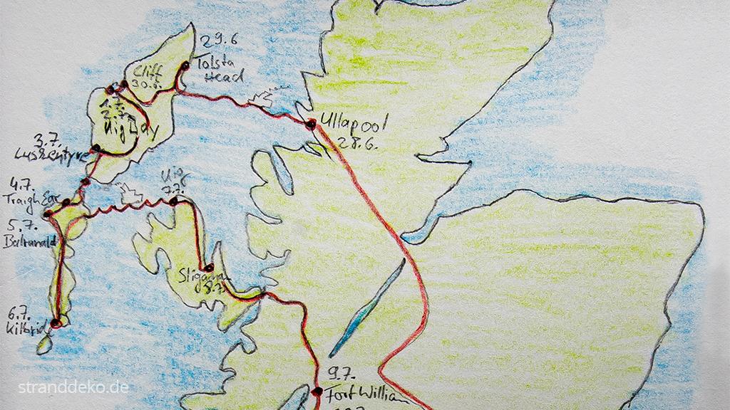 fahrzit schottland1 1 - Kiten auf den Äußeren Hebriden