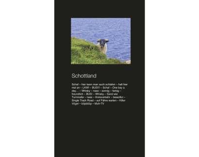 fotobuch schottland seite 02 - Schottland Fotobuch 2016