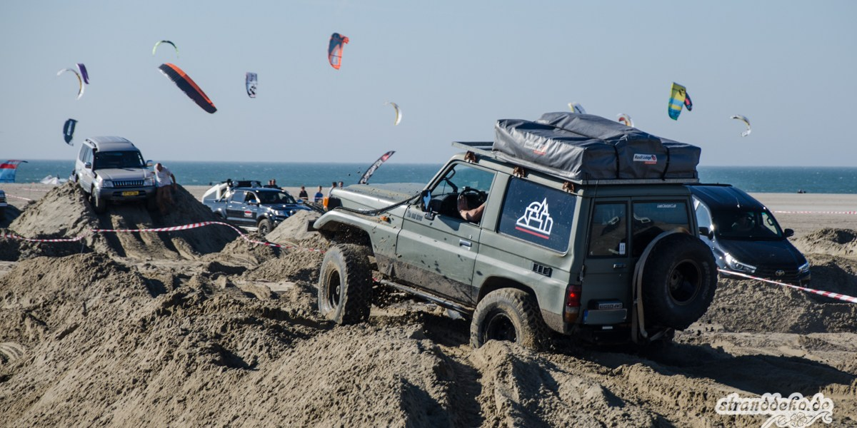 Brouwersdam Event 052 - Event Wochenende am Brouwersdam