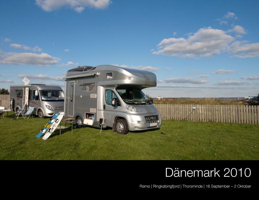Danemark2010 Seite 01 - Dänemark Fotobuch 2010