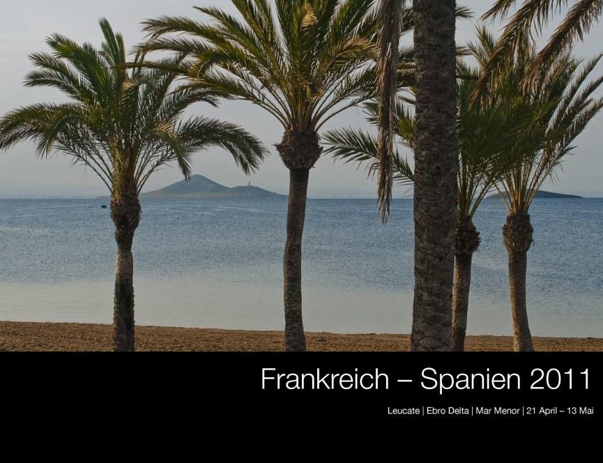 Spanien2011 Seite 01 - Spanien 2011 Fotobuch