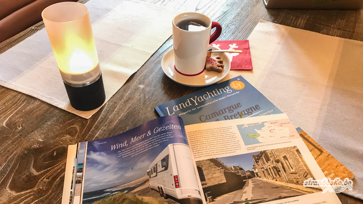 Landyachting Magazin - Sommerpläne mit dem neuen Landyachting Magazin