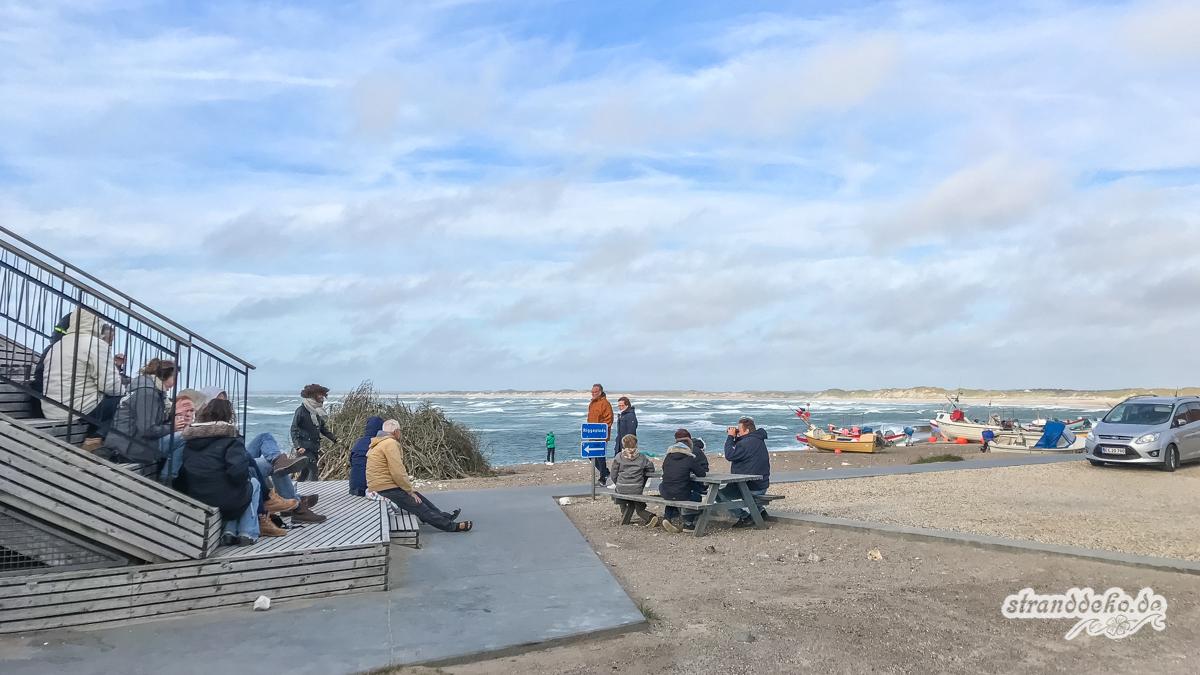 Klitmoeller Hanstholm 038 - Sturm im Norden - DÄNEMARK - Hanstholm, Klitmøller, Vigsø