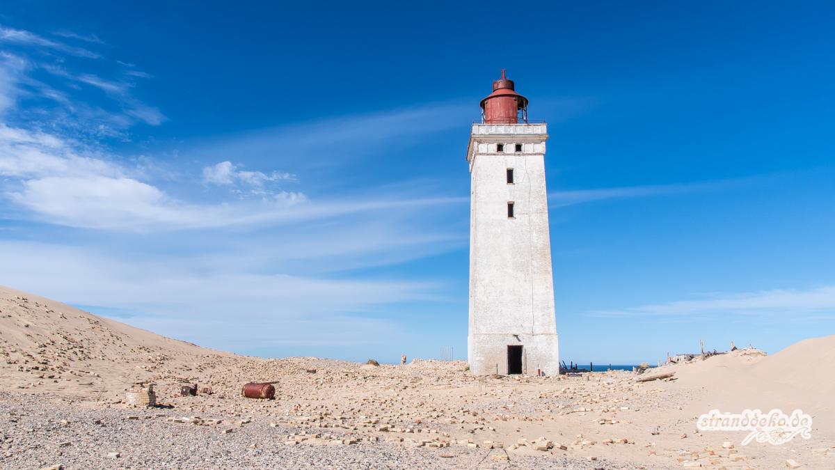 Loekken 386 - Im Norden - DÄNEMARK - Løkken und der versandete Leuchtturm