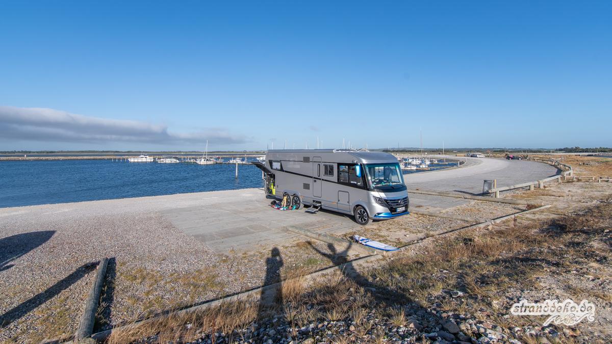 Spottrup Ejsingholm Handbjerg 1401 - Quer durch den Norden - DÄNEMARK - Handbjerg, Hvide Sande, Børsmose